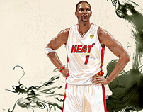 NBA球星插图