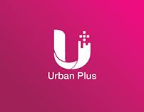 Urban Plus Business Card Design