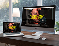 CALTA'S 24/7 FITNESS | WEB DESIGN & DEVELOPMENT