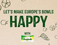 Bonduelle Happy bowls