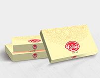 Lallji Sweet Box Design | Nagpur | Rigid box Design