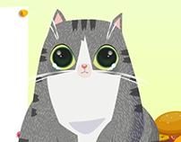 """Cat """"Boris"""""""