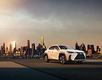 Lexus UX Photo