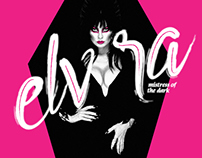 Elvira Mistress of the Dark - Movie Poster