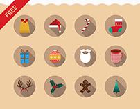 12 Icons of Christmas | Freebie