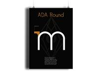 Ada Round Font