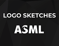 Logo design ASML
