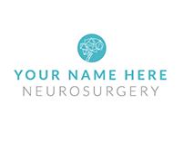 Neurosurgeon Branding, Neurosurgeon Logo & Collateral