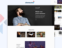 Themeunix Creative Blog Design