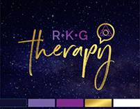 RKG Therapy Brand Identity