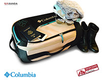 Columbia Sportswear, Rill Luggage Set