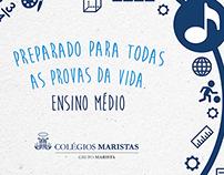 Fichários - Colégios Maristas