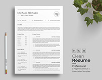 Professional Resume Templates in Word