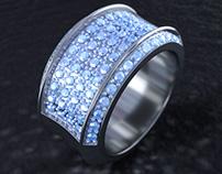 Ring Diamond-#1