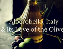 Domenica Cresap's Take on Olive Oil in Italy