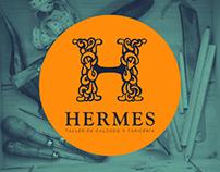 Hermes - Identidad Visual