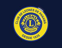 Logo Animation for Club de Leones Panamá