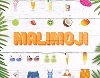 Malibu Rum's Malimojis