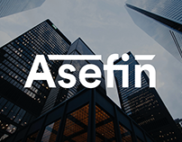 Asefin - Brand Redesign and Web Development
