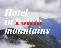 Eco Tatry Hotel - website