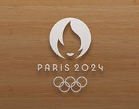 Paris 2024 Ecobranding