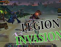 WoW: Pre Legion Invasions