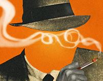 Ilustración para el Grupo Surrealista de México.