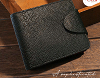Leather Wallets - Faiq