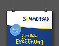 Sommerbad Grambker See - Redesign