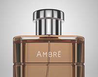 Wizualizacja - perfumy
