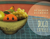 Jugo Express | Backgrounds