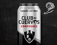Club de Cuervos Sponsorship / Corona México