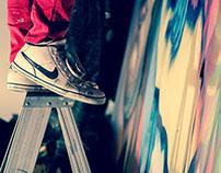nuit blanche graffiti