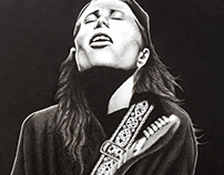 Tash Sultana Portrait