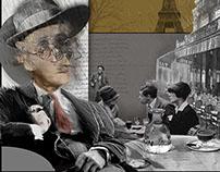 James Joyce Portrait.