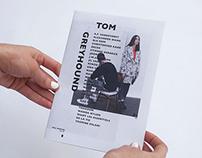 Lookbook Tom Greyhound Paris
