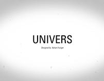 Univers - Motion Graphics