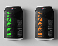 Boost with Pepsi - A' Design Awards 2019