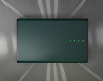 PRSRV - The Energy Efficient Power Bank