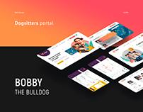 Ui/Ux Design / Dogsitters
