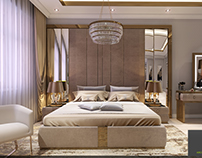Apartment in White City.Masterbedroom
