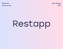 Restapp- the application for the bakery.