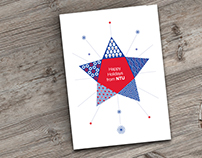 2016 Holiday Cards - NTU Singapore, Imperial College