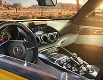 CGI Benz AMG GT INT