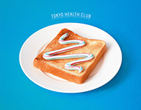 """TOKYO HEALTH CLUB """"ASA"""""""
