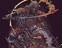 Samuraian Centaur