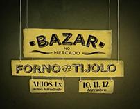 BAZAR - FORNO TIJOLO