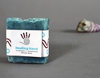 Healing Hand Soaps - Branding