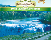 Letchworth Park Vacation Guide - Spring & Summer