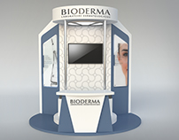 Bioderma Information Desk Design